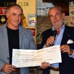12.500 euro a 'Il Melograno': si rinnova la generosità dei soci Lions Club Udine Host