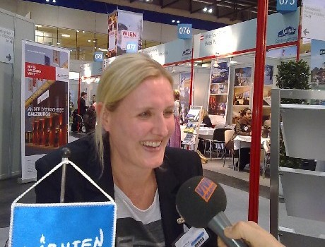 ACTB, l'Austria e il turismo:intervento di   Johanna Novak – Responsabile Marketing Kärnten Werbung