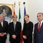 Ambasciatrice serba in Italia visita Friuli Venezia Giulia