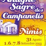 Antiche Sagre des Campanelis. Tradizione Glocal