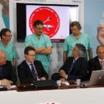Chirurgia in diretta all'ospedale di Udine