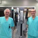 Clinica urologica: 100 interventi di chirurgia robotica in 2 anni