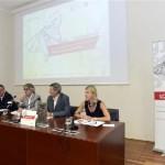 Conferenza stampa di presentazione dei vincitori della 9/a edizione del Premio Giornalistico Internazionale Marco Lucchetta