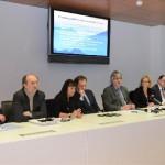 Conferenza Stampa inizio 2012 Presidente Regione FVG,Renzo Tondo