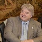 Conferenza stampa presentazione accordo Confcommercio provinciale Udine e Agenzia speciale Villa Manin a favore dei visitatori delle rassegne della residenza dogale