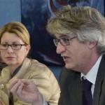 Conferenza stampa su implementazione e utilizzo dei fondi anticrisi