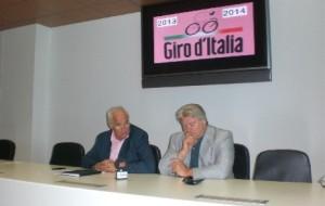 Giro d'Italia in FVG: Elio De Anna ed Enzo Cainero smentiscono notizie non vere