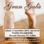 Gran Gala' Andos dedicato alla giornalista Paola Lenarduzzi