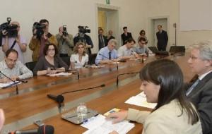 Il nuovo esecutivo regionale del Friuli Venezia Giulia