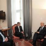 Il presidente della Regione FVG incontra il presidente della Repubblica Serba Boris Tadic