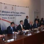 Ince: A Trieste un'eccellenza delle relazioni internazionali