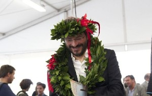 Laurea Honoris  Causa a Pierluigi Cappello