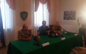 ll ministro della difesa a Udine. Per ora in regione nessuna contrazione delle forze armate