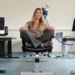 Lo stress fa male agli uomini e bene alle donne