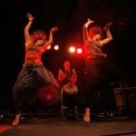 NATIBONGO NIGHT VERSIONE UDINESE CON GLI AUSTRALIANI OKA MUSIC