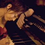 SACILE:LA TOP PIANIST GIAPPONESE  CHIHIRO YAMANAKA IN CONCERTO