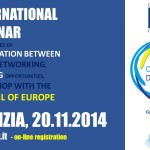 CITY TO CITY DIPLOMACY: SEMINARIO INTERNAZIONALE A GORIZIA