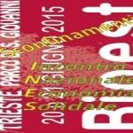 "BIOEST PRESENTA INES 2015 ""SCONFINAMENTI"""