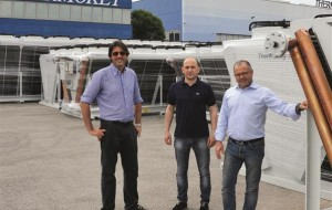 EXPORT: COMMESSA EUROPEA PER THERMOKEY