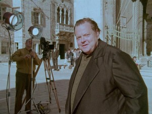 Welles Il Mercante di Venezia, Trogir (HR) © Oja Kodar _ Cinemazero _ Filmmuseum München (Medium)