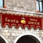 VENZONE:TORNA LA FESTA DELLA ZUCCA