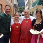 FORMAGGIO,CHE PASSIONE…e un Festival che  lo celebra in Carinzia da vent'anni