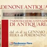 PORDENONE CAPITALE DELL'ANTIQUARIATO
