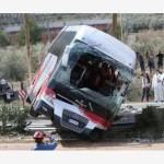 INCIDENTE BUS: CORDOGLIO IN FVG.COMMENTI DA VENZONE E DA SAF