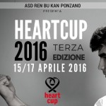 HEARTCUP: PROTAGONISTA IL KARATE
