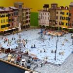 UDINE DIVENTA UN LEGO GIGANTE