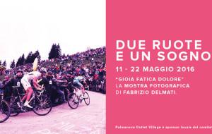 GIRO D'ITALIA: LE GLORIE IN MOSTRA AL P.O.V.