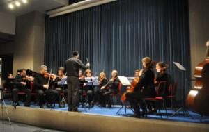 "FESTIVAL ""VIKTOR ULLMANN"": SINFONIA DI TYBERG A SAN SABBA"