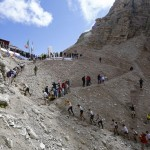 SKY RACE, LA CORSA TRA LE DOLOMITI PATRIMONIO UNESCO