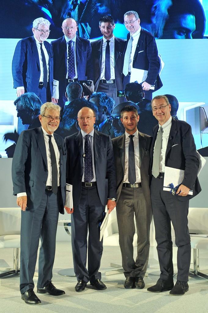 Udine 19 settembre 2016 Confindustria Udine. Assemblea Generale delle Aziende Associate. Padiglione 6 Udine e Gorizia Fiere. Copyright Foto Petrussi / Ferraro Simone