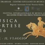 FESTIVAL MUSICA CORTESE 2016-2017, GLI APPUNTAMENTI