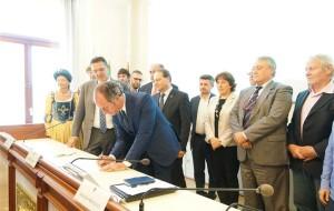 TERRE DEL PROSECCO: IL LOGO PER UNESCO PROGETTATO IN FRIULI