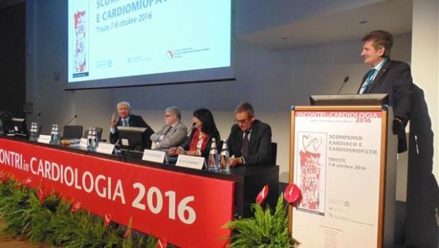 INCONTRI in CARDIOLOGIA 2016:  SCOMPENSO CARDIACO E CARDIOMIOPATIE