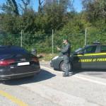 I FURBETTI DELLE TARGHE ESTERE: GDF DI GORIZIA SEQUESTRA 13 AUTO DI LUSSO