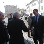LUIGI ALFONSO DI BORBONE IN VISITA A N.GORICA E A GORIZIA: I PAESI D'EUROPA DEVONO CONSERVARE LE PROPRIE RADICI