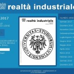 REALTA' INDUSTRIALE: ON LINE IL NUMERO DI FEBBRAIO