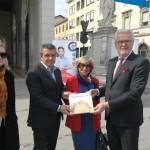 ART BONUS:  CESPED FINANZIA RESTAURI A PALMANOVA