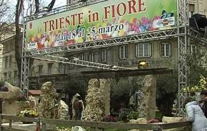 TRIESTE IN FIORE: PIANTE, FIORI, DOLCI, FARFALLE ED EDUCAZIONE AL MONDO PULITO