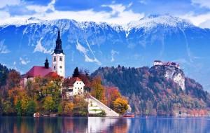 SLOVENIA: TURISMO VERDE E ATTIVO E SANO. FREDDEZZA SU UBER E AIRBNB