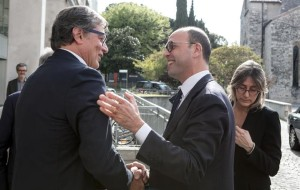 DIPLOMAZIA A DISPOSIZIONE. PORTA A PORTA DEL MINISTRO ALFANO
