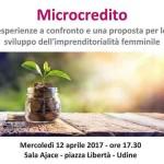 MICROLAB: PER LA MICROIMPRENDITORIALITA' FEMMINILE