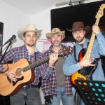 THE IZIOS & Co – COUNTRY BUNKER, DA NICCHIA A MASSA