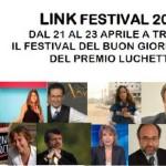 LINK, PREMIO LUCCHETTA INCONTRA: TRE GIORNI A 360 GRADI SULL'INFORMAZIONE