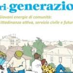 """CONVEGNO """"ri-GENERAZIONE! GIOVANI ENERGIE DI COMUNITA': cittadinanza attiva, servizio civile e futuro"""""""