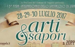 ZOPPOLA, ARTI E SAPORI 2017: SPETTACOLO DI STRADA AL FEMMINILE E GASTRONOMIA A KM 0