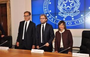 BARCOLANA: PRESENTAZIONE A ROMA CON MINISTRO LOTTI E RAI